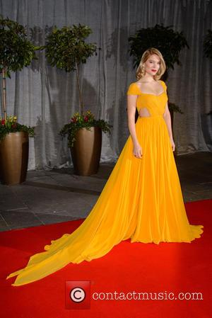Lea Seydoux, Grosvenor House, BAFTA