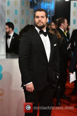 Henry Cavill - Various stars of film and television were photographed on the red carpet as they arrived for the...