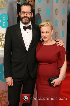 Patricia Arquette and Eric White - Various stars of film and television were photographed on the red carpet as they...