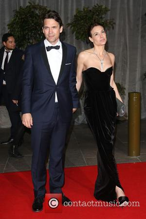 Dougray Scott and Claire Forlani - The EE British Academy Film Awards (BAFTA) 2015 Official After Party held at the...