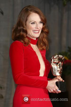 Julianne Moore - The EE British Academy Film Awards (BAFTA) 2015 Official After Party held at the Grosvenor House hotel-...
