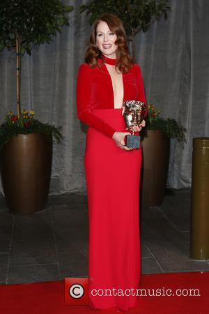 Julianne Moore - The EE British Academy Film Awards (BAFTA) 2015 Official After Party held at the Grosvenor House hotel...