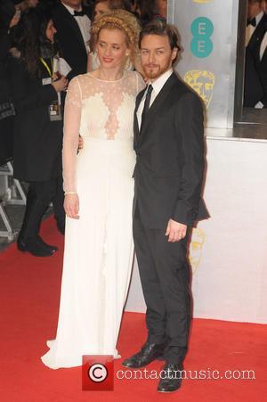 James McAvoy, BAFTA, Anne-Marie Duff
