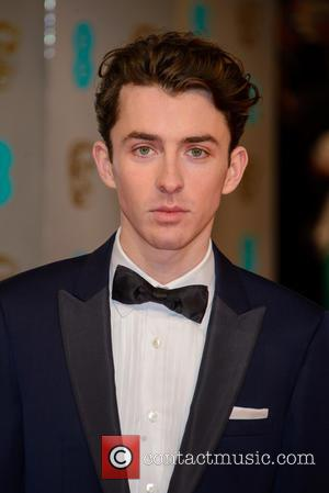 Matthew Beard - Various stars of film and television were photographed on the red carpet as they arrived for the...