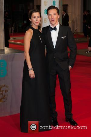 Benedict Cumberbatch - EE British Academy Film Awards (BAFTA) at The Royal Opera House - Red Carpet Arrivals at Covent...