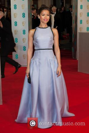 Gugu Mbatha-Raw - EE British Academy Film Awards (BAFTA) at The Royal Opera House - Red Carpet Arrivals at Covent...