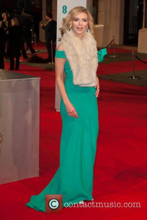 Rachel Riley - EE British Academy Film Awards (BAFTA) at The Royal Opera House - Red Carpet Arrivals at Covent...