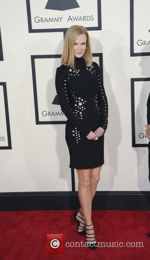Nicole Kidman - A variety of stars from the music industry all turned out in style to attend the 57th...