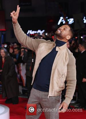 Will Smith - Stars from the new comedy, crime drama movie 'Focus' were snapped on the red carpet as they...