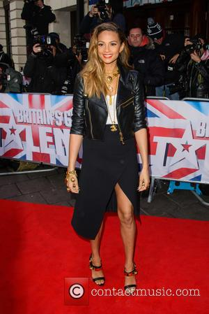 Alesha Dixon - 'Britain's Got Talent' London auditions held at the Dominion Theatre - Arrivals at Britain's Got Talent -...