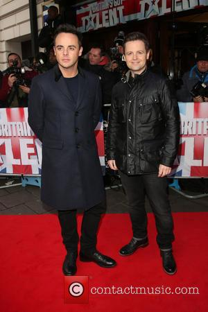 Anthony Mcpartlin, Declan Donnelly, Ant and Dec