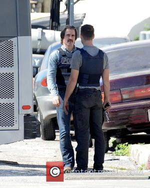 Colin Farrell and Taylor Kitsch