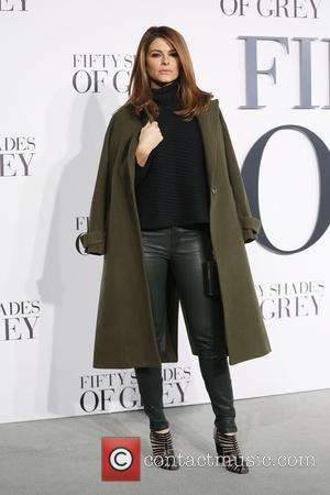 Maria Menounos - 'Fifty Shades of Grey' UK premiere held at the Odeon cinema - Arrivals - London, United Kingdom...
