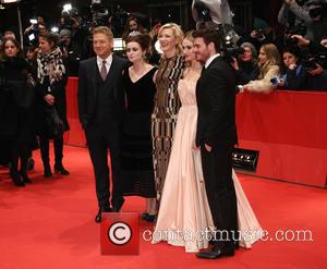 Stellan Skarsgard, Kenneth Branagh, Cate Blanchett, Lily James, Richard Madden and Helena Bonham Carter - 65th Berlin International Film Festival...