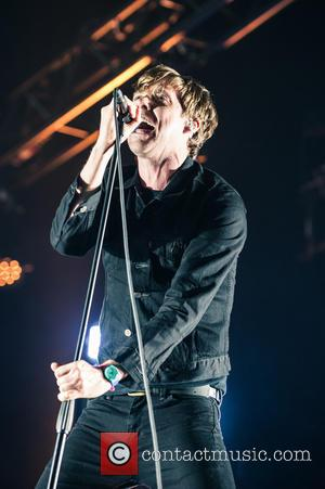 Ricky Wilson and Kaiser Chiefs - Kaiser Chiefs perform a sold out show at The O2 arena in London, supported...