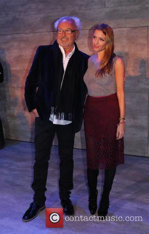 Mick Jones and Charlotte Ronson