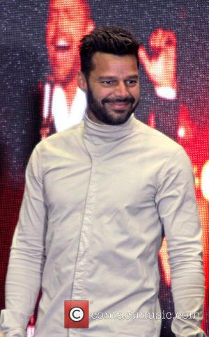 Ricky Martin - Ricky Martin meets and greets for his new album 'A Quien Quiera Escuchar (To Whoever Wants to...