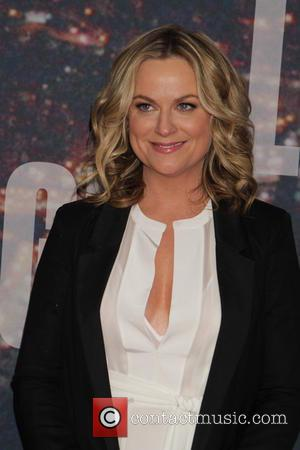Amy Poehler - A host of stars including previous cast members were snapped as they arrived  to the Rockerfeller...