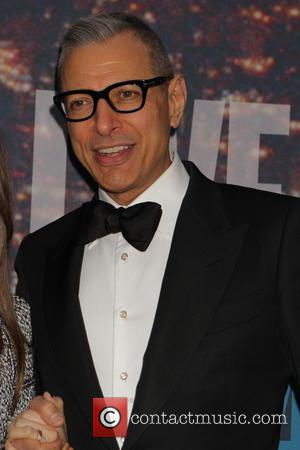Jeff Goldblum - A host of stars including previous cast members were snapped as they arrived  to the Rockerfeller...