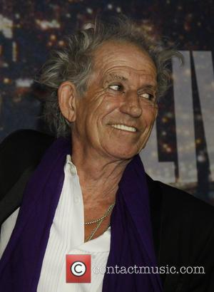 There's A Keith Richards Solo Album Coming