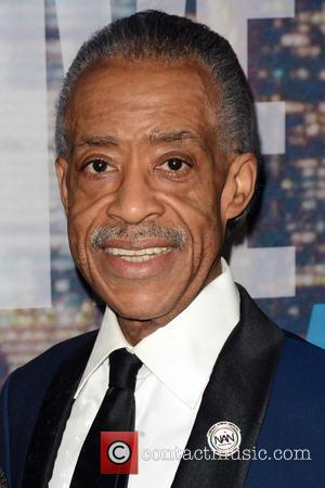 Al Sharpton - A host of stars including previous cast members were snapped as they arrived  to the Rockerfeller...