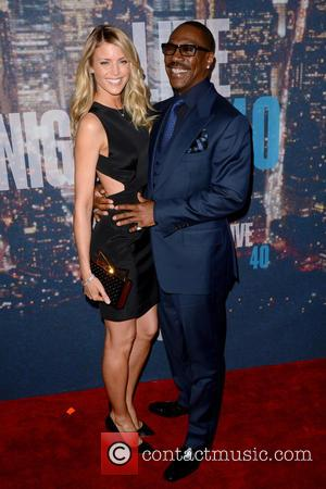 Eddie Murphy - A host of stars including previous cast members were snapped as they arrived  to the Rockerfeller...