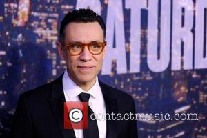 Fred Armisen - SATURDAY NIGHT LIVE 40TH Anniversary Special - Red Carpet Arrivals - Manhattan, New York, United States -...