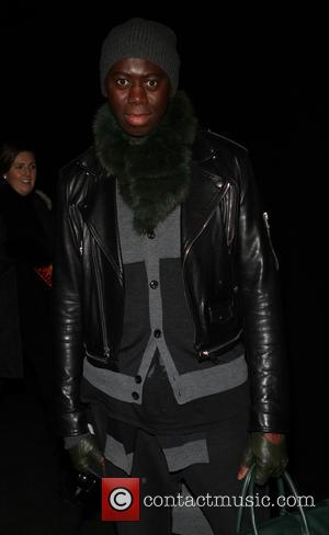J. Alexander - Marc by Marc Jacobs Fall/Winter 2015 held at Pier 36 - New York, New York, United States...