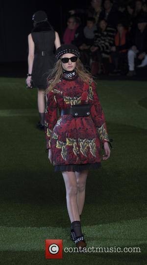 Marc by Marc Jacobs Fall/Winter 2015 held at Pier 36 - New York, New York, United States - Tuesday 17th...