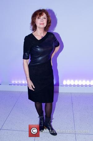 Susan Sarandon - Mercedes-Benz Fashion Week New York Fall/Winter 2015 - Elie Tahari - Presentation - New York City, New...