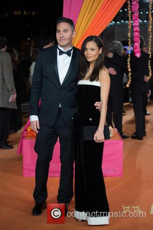 Thandie Newton and Guest