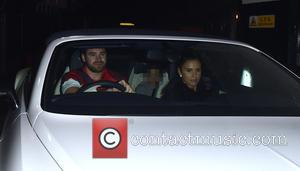 Katie Price, Kieran Hayler and Junior Savva Andreas Andre - Katie Price and husband Kieran Hayler seen out with her...