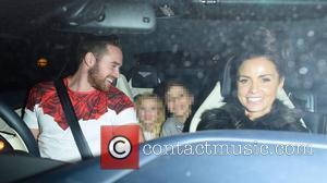 Katie Price, Kieran Hayler, Princess Tiaamii Crystal Esther Andre and Junior Savva Andreas Andre - Katie Price and husband Kieran...