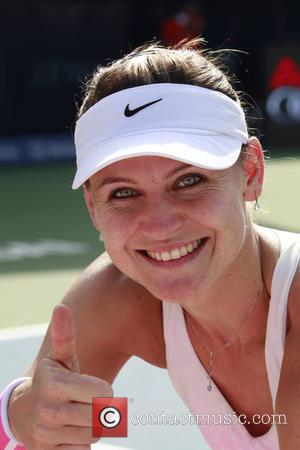 Lucie SAFAROVA - Venus WILLIAMS, USA vs Lucie SAFAROVA (CZE)Dubai Tennis Tournament WTA Women's Tennis - Dubai, United Emirates, United...