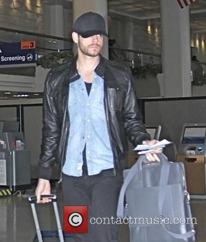 Irish actor and star of 'Fifty Shades of Grey' Jamie Dornan was spotted at Los Angeles International Airport in Los...