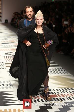 Andreas Kronthaler and Vivienne Westwood