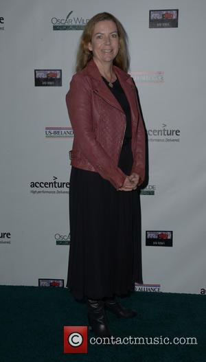 Una Fox - US Ireland Alliance to Honor Stephen Colbert, Carrie Fisher and Irish Artist Colin Davidson at Pre Academy...