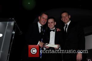 Jeremy Kyle, Matthew Sterry and Ben Shephard