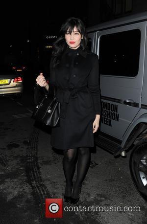 Daisy Lowe - London Fashion Week Autumn/Winter 2015 - Prada The Iconoclasts  - Arrivals at London Fashion Week -...