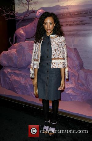 Corinne Bailey Rae - Guests at the event dressed in Prada included: Jessie Ware, Joanna Vanderham, Mr Hudson, Corinne Bailey...