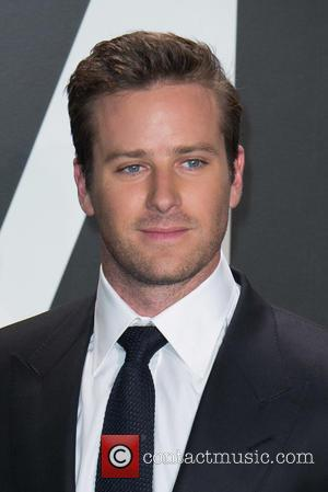 Armie Hammer - Celebrities attend Tom Ford Autumn/Winter 2015 Womenswear Collection Presentation - Red Carpet at Milk Studios. at Milk...