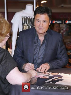 Donny Osmond On Vocal Rest For Three Weeks After Surgery