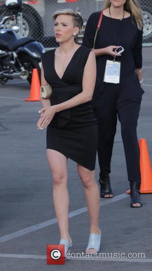 Scarlett Johansson - 2015 Film Independent Spirit Awards held at Santa Monica Beach - Departures at Independent Spirit Awards -...