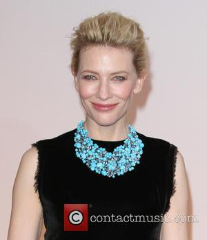 Cate Blanchett and Cate Blanchett - The 87th Annual Oscars held at Dolby Theatre - Red Carpet Arrivals at Dolby...