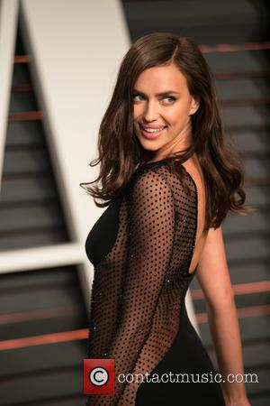 Irina Shayk - A host of stars were photographed as they attended the Vanity Fair Oscar Party which was held...