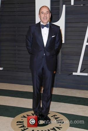 Matt Lauer - The 87th Annual Oscars - Vanity Fair Oscar Party at Wallis Annenberg Center for the Performing Arts...