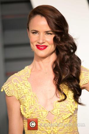 Juliette Lewis - Celebrities attend 2015 Vanity Fair Oscar Party at Wallis Annenberg Center for the Performing Arts with City...