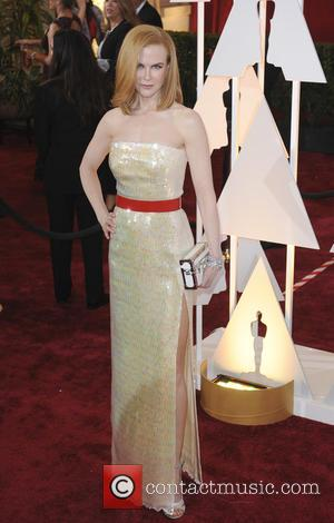Nicole Kidman - Hollywood's biggest stars were snapped on the red carpet as they arrived for the 87th Annual Oscars...