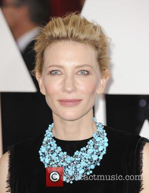 Cate Blanchett - Hollywood's biggest stars were snapped on the red carpet as they arrived for the 87th Annual Oscars...