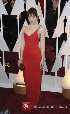 Dakota Johnson - Hollywood's biggest stars were snapped on the red carpet as they arrived for the 87th Annual Oscars...